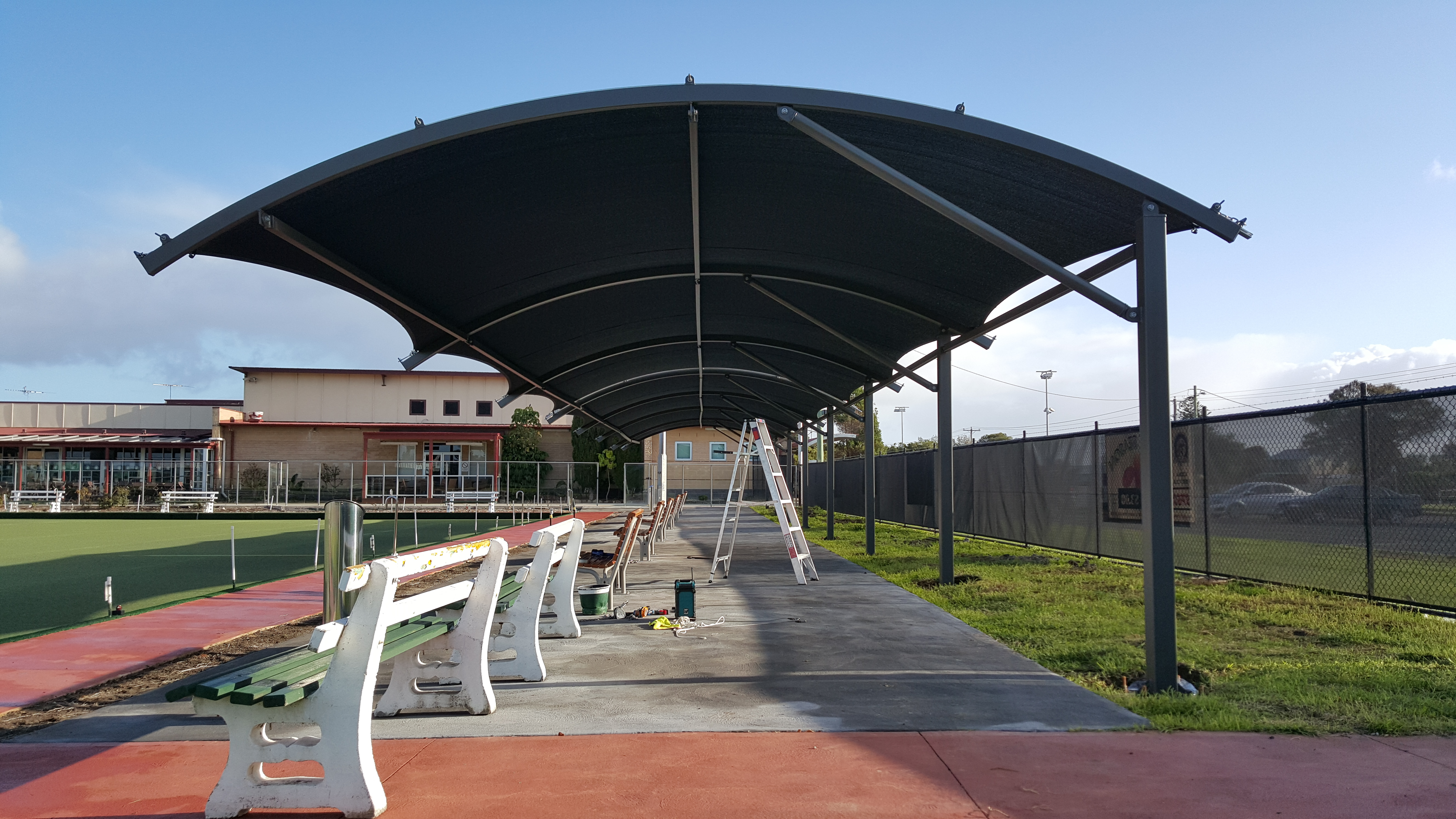 Shade Structures By Design