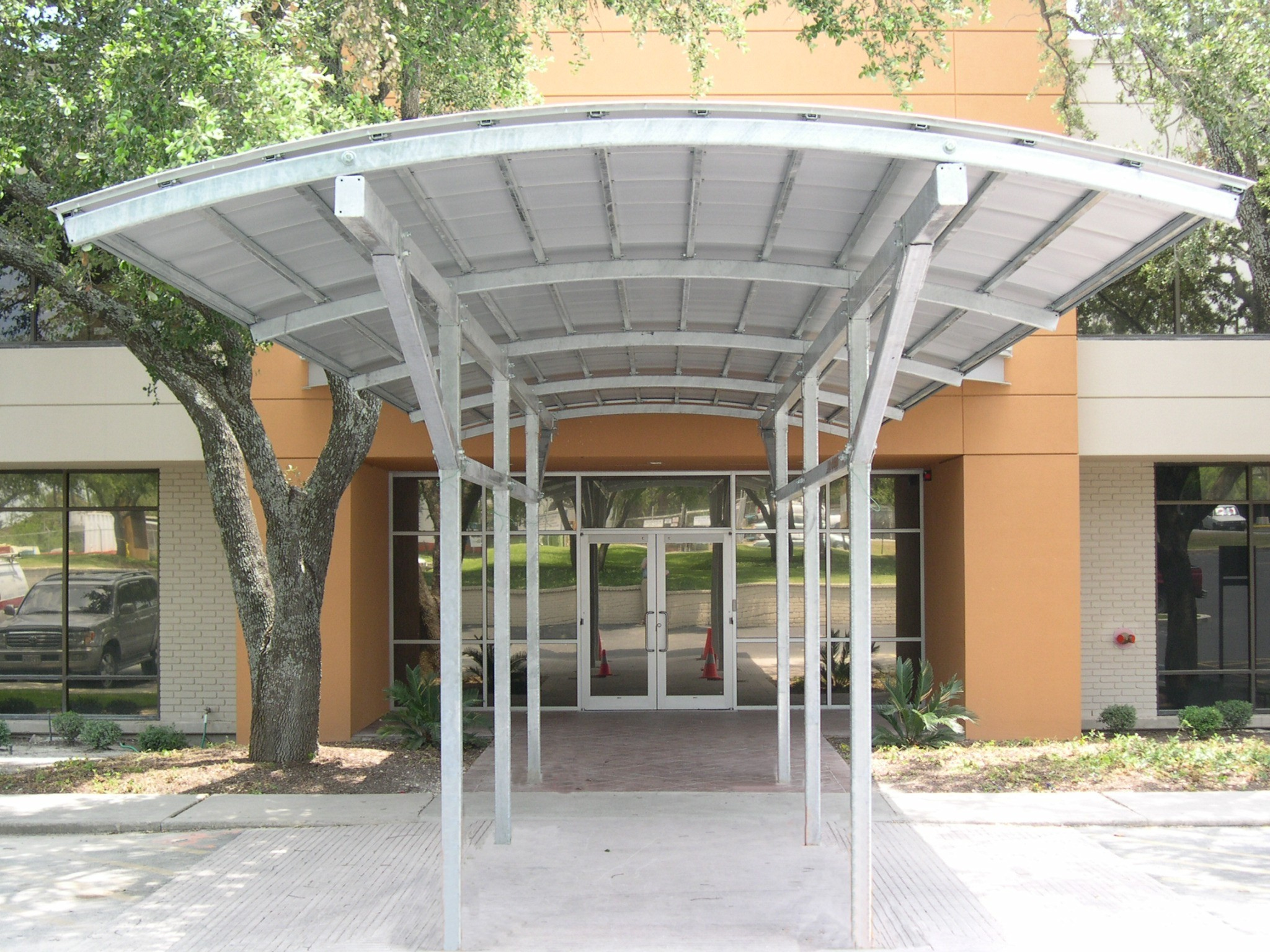 Canopy Awning Structures By Design