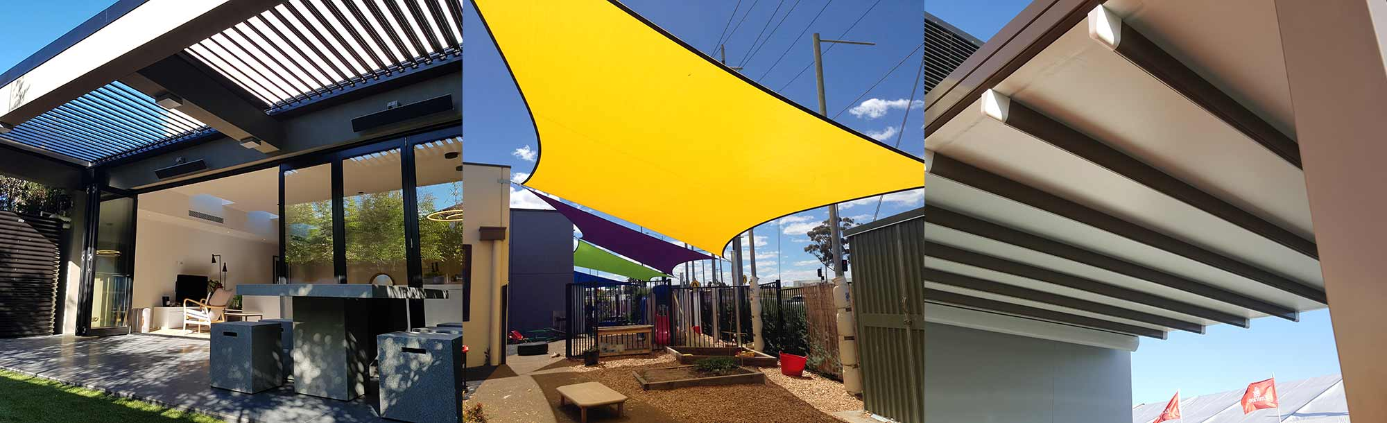 Shade Sails Amp Shade Structures Melbourne Design